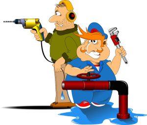 two plumbing